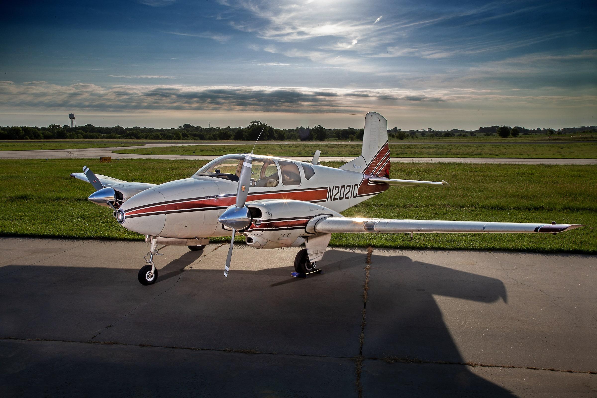 Pray Aviation Fleet