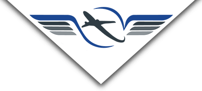Accelerated Flight Training School Logo